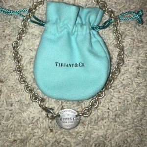 Tiffany & Co Toggle Necklace